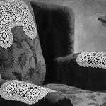 Rose Motif Set ~ Free Vintage Crochet