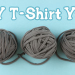 DIY T-Shirt Yarn ~ Gleeful Things