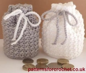 Coin Pouch ~ Patterns For Crochet