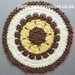 Fancy Doily ~ Patterns For Crochet