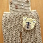 Dungarees ~ JustCrochet