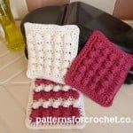 Cotton Scrubby ~ Patterns For Crochet