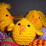 "Crochet Rock Chicks ~ Lucy ""In the Sky"""