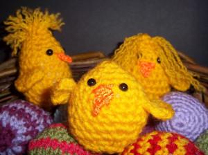 "Crochet Rock Chicks ~ Lucy ""In the Sky"""