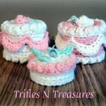 No-Bake Treasure Cakes ~ Tera Kulling – Trifles N Treasures