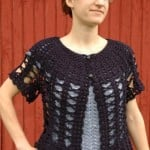 Midsummer Night Lace Cardigan ~ ABC Knitting Patterns