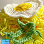 Garnish Leaves ~ Erangi Udeshika - Crochet For You