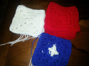 All American Granny Bag CAL -1 ~ Crochet Chiq