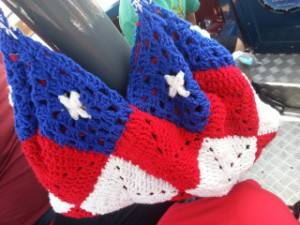 All American Bag CAL Part 2 ~ Crochet Chiq