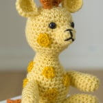 Little Crochet Giraffe ~ Michele Wilcox – Red Heart