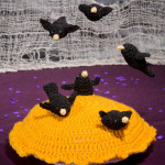 Blackbirds Baked in a Pie ~ Michele Wilcox – Red Heart
