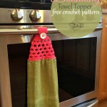 Bounding Towel Topper ~ Stitch11