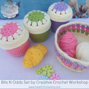 Bits N Odds Set ~ The Stitchin' Mommy