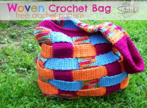 Woven Bag ~ Stitch11