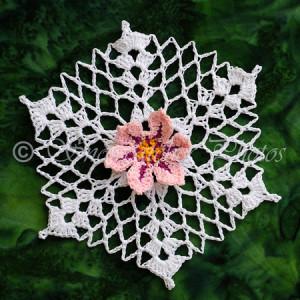 Mother's Day Snowflake Motif ~ Snowcatcher