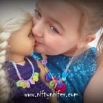 Dolly & Me Child's Choice Button Necklaces ~ Jennifer Gregory – Niftynnifer's Crochet & Crafts