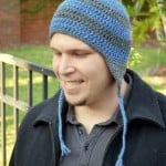 Earflap Hat – Adult Medium/Large ~ Alli Crafts