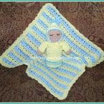 Sweet Baby Blanket ~ Sara Sach – Posh Pooch Designs