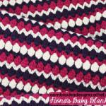 Fiona's Baby Blanket ~ Oombawka Design