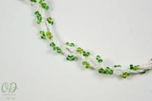 Forever Summer Necklace and Bracelet Set ~ Oombawka Design