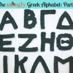 Greek Alphabet, Part 1 ~ Moogly