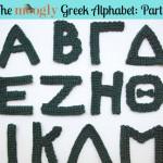 Greek Alphabet, Part 1 ~ Moogly