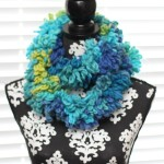 Fluffy Boa Scarf ~ Stacey Williams – My Merry Messy Life