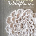 The Never Ending Wildflower ~ Rebecca Langford - Little Monkeys Crochet