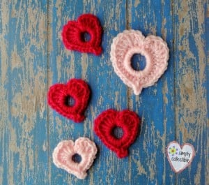 Precious Lil Hearts ~ Celina Lace - Simply Collectible