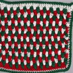 Flag Potholder ~ Patty's Filet and Crocheting Page