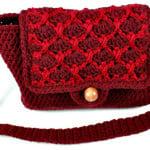 Simple Crochet Purse ~ Oombawka Design