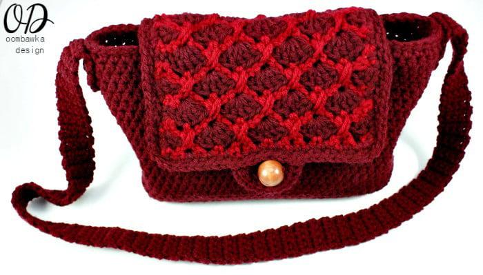 Simple Crochet Purse : Simple Crochet Purse ~ FREE Crochet Pattern