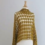 Aida Lacy Shawl ~ Crochet Dreamz