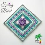 """Spring Burst 12"""" Square ~ Pattern Paradise"""
