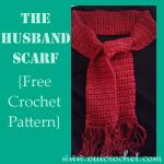 The Husband Scarf ~ Oui Crochet