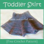 Toddler Skirt ~ Oui Crochet