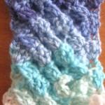 Woven Shell Stitch ~ Meladora's Creations