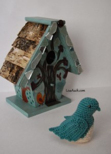 Crochet Bird ~ Free Crochet Patterns and Designs by LisaAuch