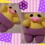 Funmigurumi Cuddlers: Briley the Hippo ~ Craftybegonia's Funmigurumi & Kid's Stuff