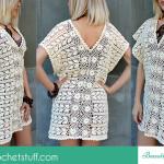 Crochet Leaf Tunic ~ Jane Green – Beautiful Crochet Stuff
