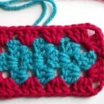 Granny Rectangle ~ Crochet Again