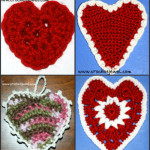 Crochet Hearts ~ Amy – Crochet Jewel