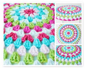 Stool Cover ~ Annemarie's Crochet Blog