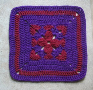 Afghan Square ~ Ambassador Crochet