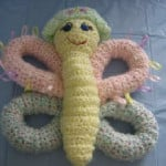 Chunky Butterfly ~ Donna's Crochet Designs