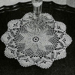 Wish on a Star Doily ~ Free Vintage Crochet