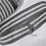 Belt Pattern No. 2262 ~ Free Vintage Crochet