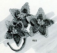 Boutonniere ~ Free Vintage Crochet