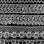 Irish Beauties Edgings ~ Free Vintage Crochet