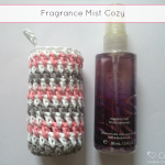 Fragrance Mist Cozy ~ The Stitchin' Mommy
